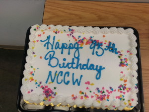 Happy 95th Birthday NCCW