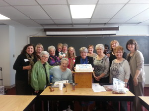 Central Regions March 9th meeting- celebrating NCCW's 95th birthday!